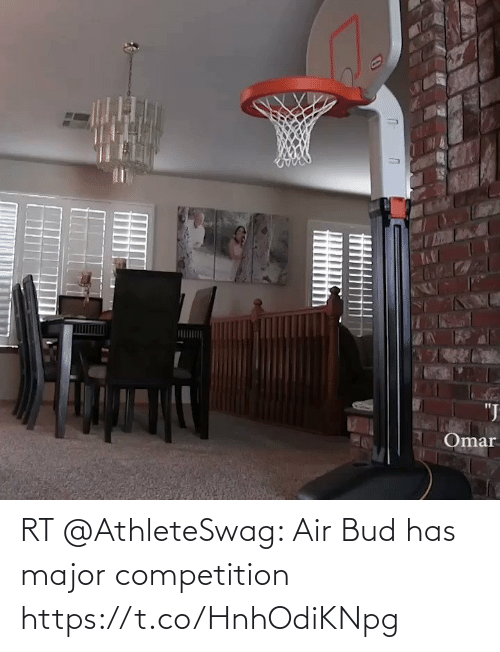 air: RT @AthleteSwag: Air Bud has major competition https://t.co/HnhOdiKNpg