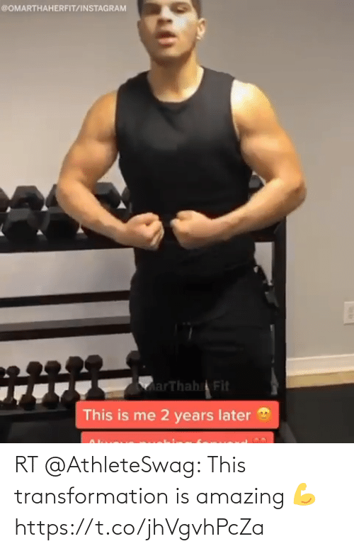 ballmemes.com: RT @AthleteSwag: This transformation is amazing 💪https://t.co/jhVgvhPcZa