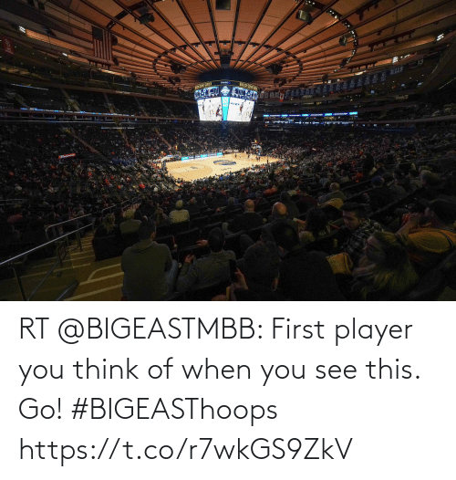 You Think: RT @BIGEASTMBB: First player you think of when you see this. Go!   #BIGEASThoops https://t.co/r7wkGS9ZkV