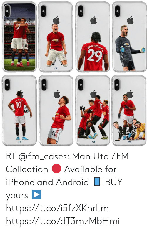 Android: RT @fm_cases: Man Utd / FM Collection 🔴 Available for iPhone and Android 📱  BUY yours ▶️ https://t.co/i5fzXKnrLm https://t.co/dT3mzMbHmi
