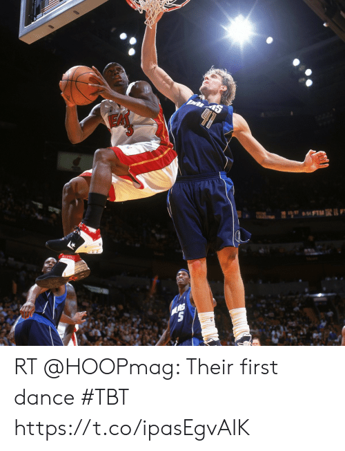 Memes, Tbt, and Dance: RT @HOOPmag: Their first dance  #TBT https://t.co/ipasEgvAIK
