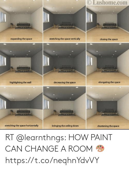 room: RT @learnthngs: HOW PAINT CAN CHANGE A ROOM 🎨 https://t.co/neqhnYdvVY