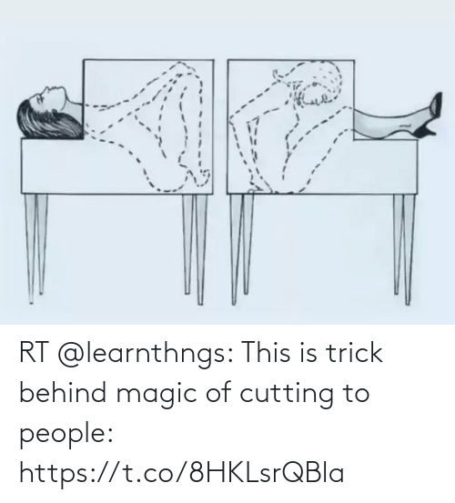 Trick: RT @learnthngs: This is trick behind magic of cutting to people: https://t.co/8HKLsrQBla