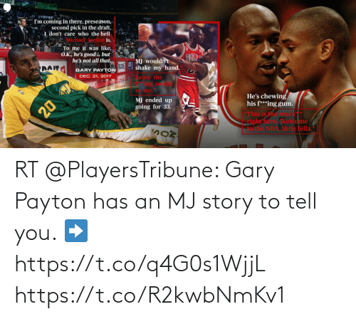 to-tell-you: RT @PlayersTribune: Gary Payton has an MJ story to tell you.   ➡️ https://t.co/q4G0s1WjjL https://t.co/R2kwbNmKv1