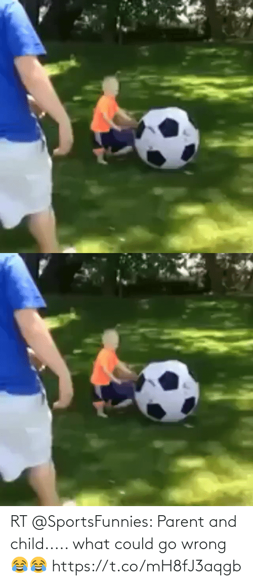 ballmemes.com: RT @SportsFunnies: Parent and child..... what could go wrong 😂😂 https://t.co/mH8fJ3aqgb