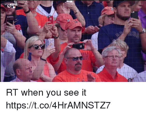 Memes, When You See It, and 🤖: RT when you see it https://t.co/4HrAMNSTZ7