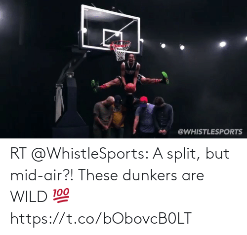 air: RT @WhistleSports: A split, but mid-air?!   These dunkers are WILD 💯 https://t.co/bObovcB0LT