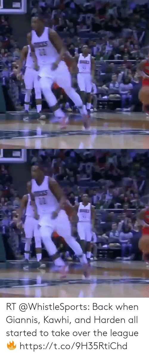 kawhi: RT @WhistleSports: Back when Giannis, Kawhi, and Harden all started to take over the league 🔥 https://t.co/9H35RtiChd