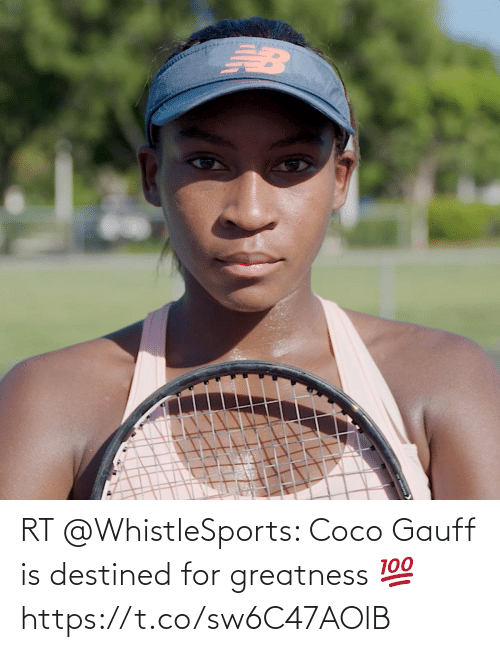 ballmemes.com: RT @WhistleSports: Coco Gauff is destined for greatness 💯 https://t.co/sw6C47AOlB