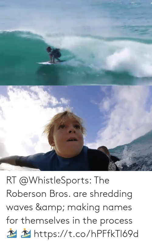 ballmemes.com: RT @WhistleSports: The Roberson Bros. are shredding waves & making names for themselves in the process 🏄‍♂️ 🏄‍♂️ https://t.co/hPFfkTl69d