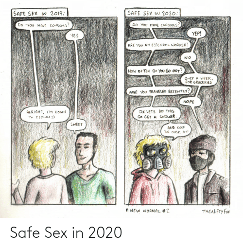 safe: Safe Sex in 2020