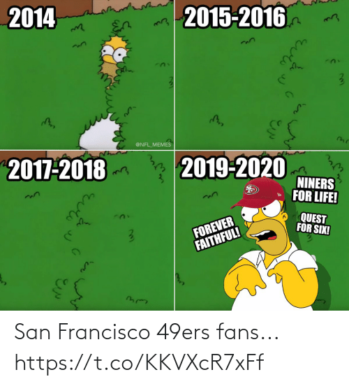 fans: San Francisco 49ers fans... https://t.co/KKVXcR7xFf