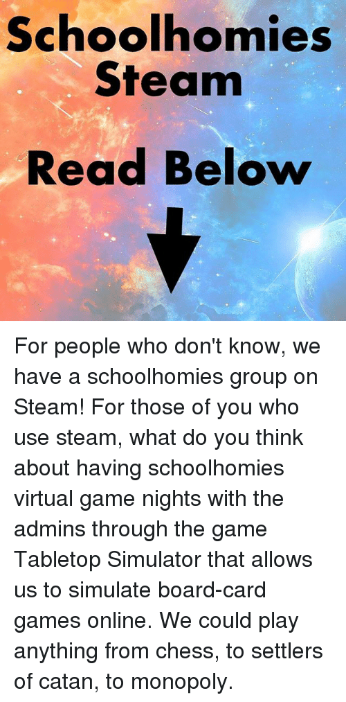 Schoolhomies Steam Read Below For People Who Don T Know We Have A