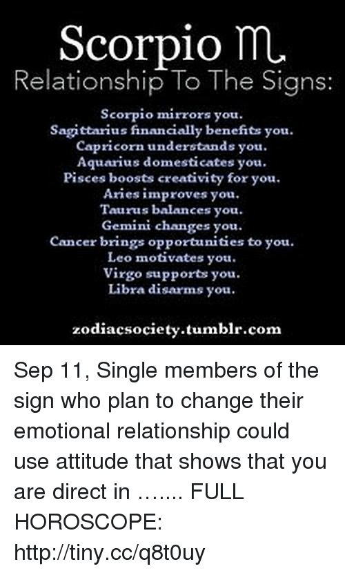 Difference between aries and scorpio sexual orientation
