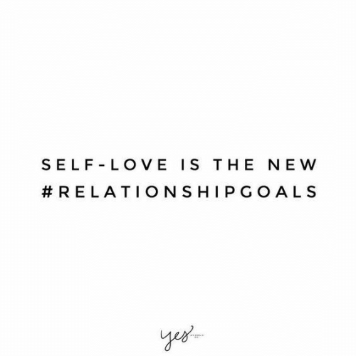 Love, New, and Self Love: SELF LOVE IS THE NEW