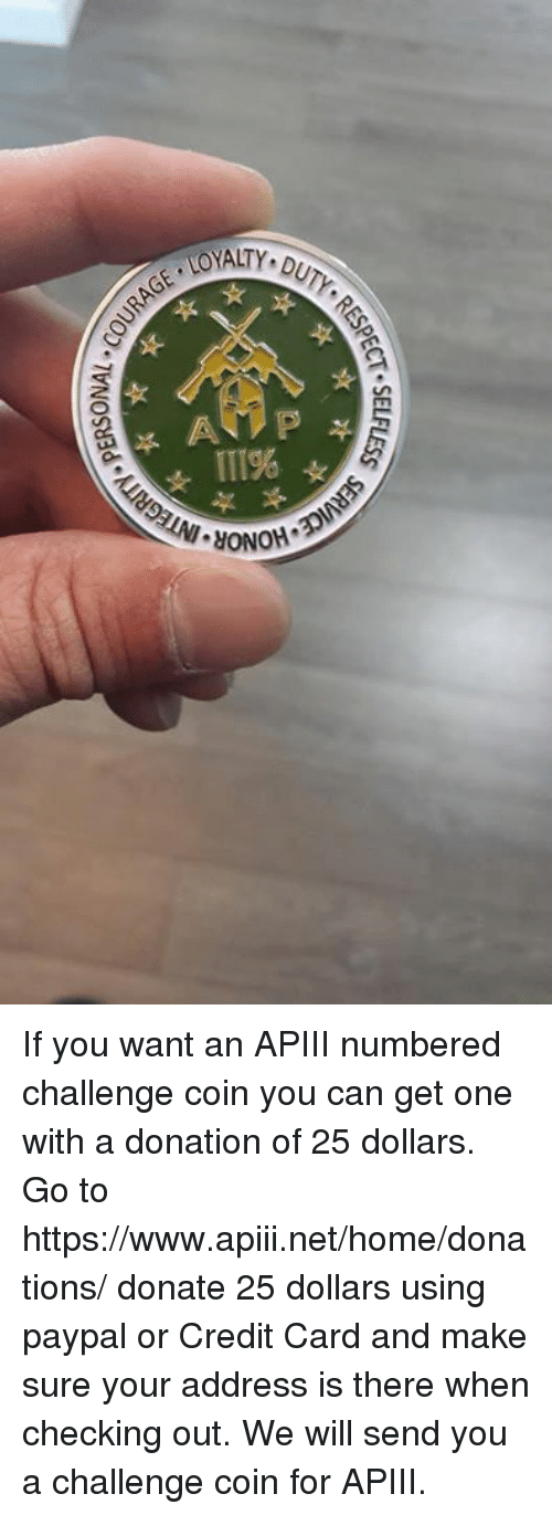 🅱️ 25+ Best Memes About Challenge Coin | Challenge Coin Memes