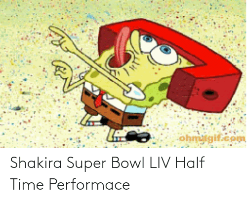 super: Shakira Super Bowl LIV Half Time Performace