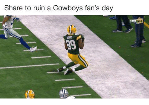 Memes, 🤖, and Ruined: Share to ruin a Cowboys fan's day  NFL