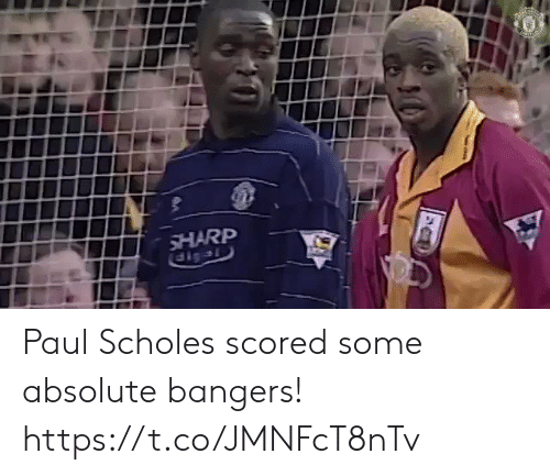 Memes, Paul Scholes, and 🤖: SHARP Paul Scholes scored some absolute bangers! https://t.co/JMNFcT8nTv