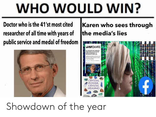 Of The Year: Showdown of the year