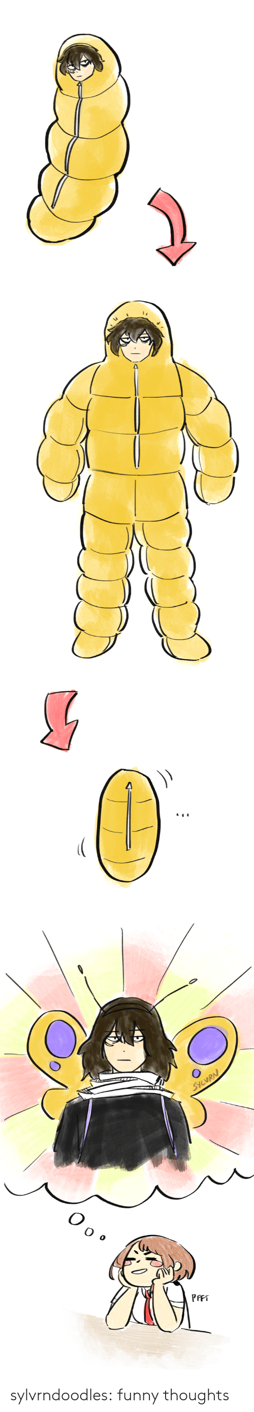 Funny, Tumblr, and Blog: SILVRN  PFPT sylvrndoodles:  funny thoughts