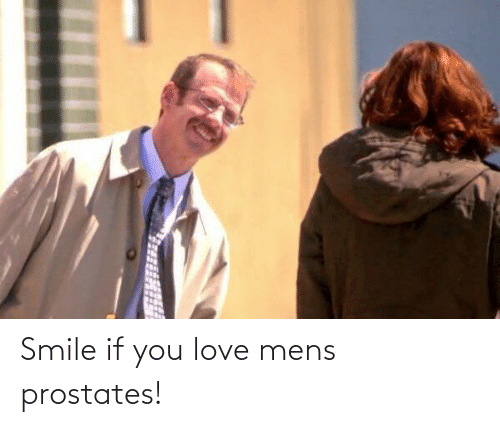 The Office: Smile if you love mens prostates!
