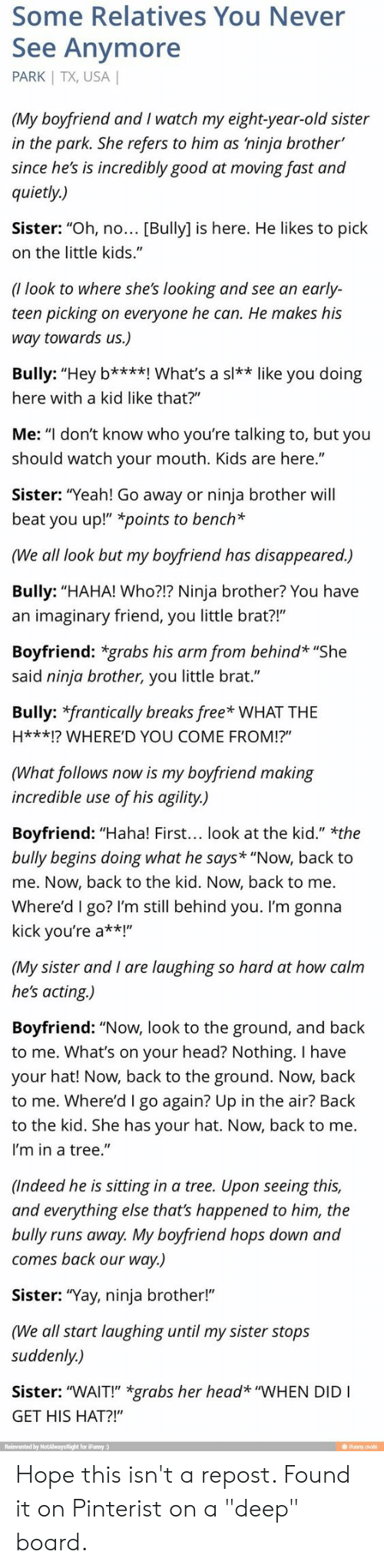 🅱️ 25+ Best Memes About No Bully | No Bully Memes