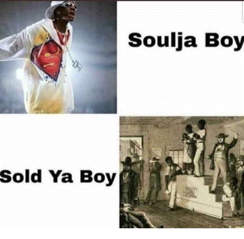 Soulja Boy, Boy, and Ya-Boy: Soulja Boy  Sold Ya Boy