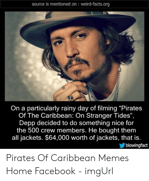 🅱️ 25+ Best Memes About Pirates of the Caribbean on