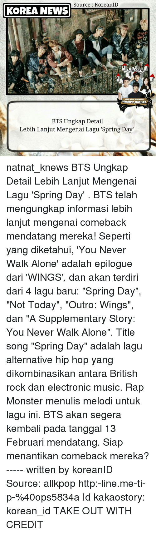 🅱️ 25+ Best Memes About Spring Day Bts | Spring Day Bts Memes
