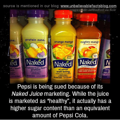 All? juice drinks naked buy can