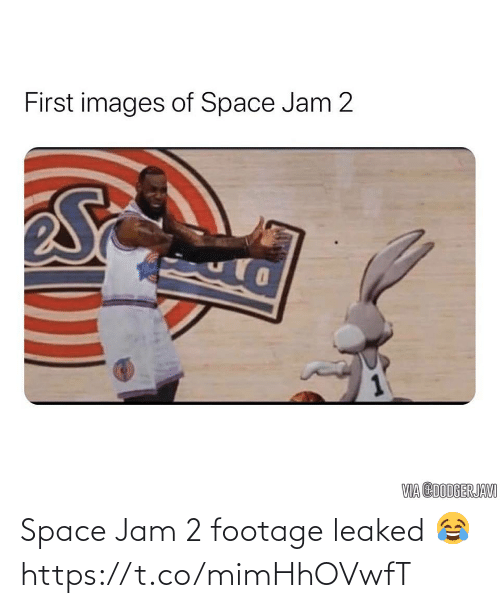 Footage: Space Jam 2 footage leaked 😂 https://t.co/mimHhOVwfT