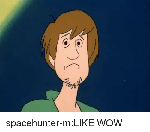 Tumblr, Wow, and Blog: spacehunter-m:LIKE WOW