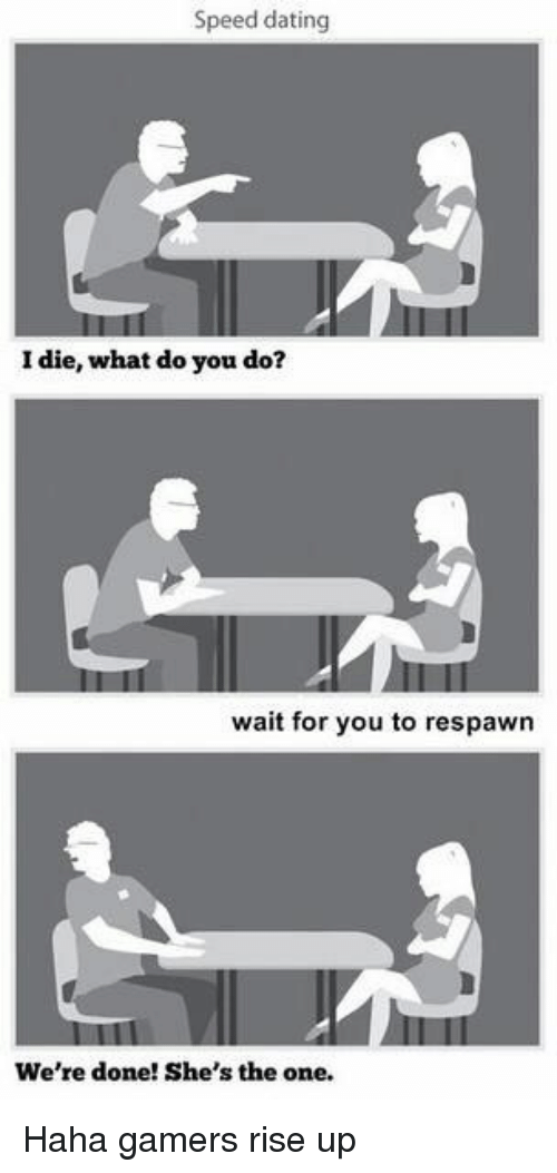 Wait and dating