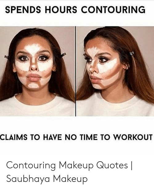 Before and After Contour Meme