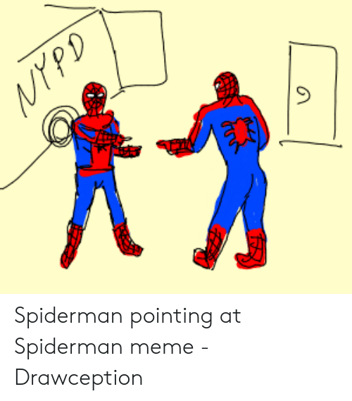 🅱️ 25+ Best Memes About Spider Man Pointing at Spiderman Meme