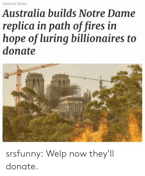 donate: srsfunny:  Welp now they'll donate.