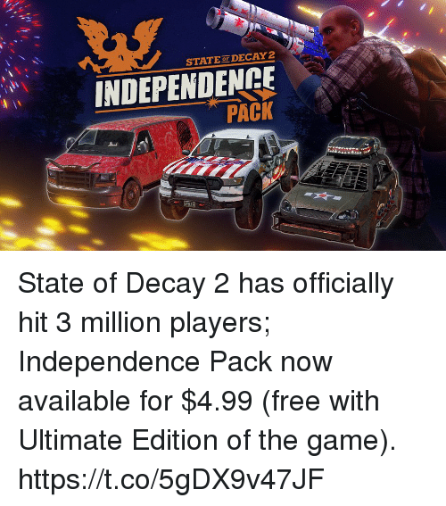 🅱️ 25+ Best Memes About State of Decay   State of Decay Memes