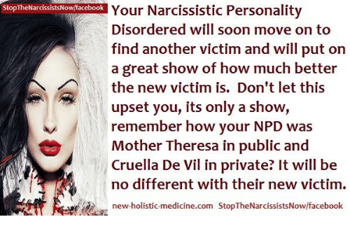 Stop the NarcissistsNowfacebook Your Narcissistic Personality