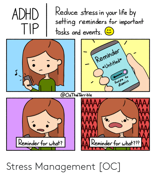 stress: Stress Management [OC]