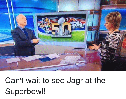 Hockey, Super Bowl, and Superbowl: SUPER BOWL Can't wait to see Jagr at the Superbowl!