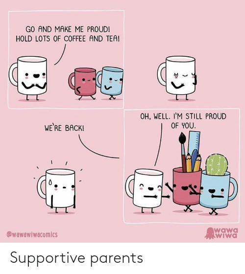 supportive: Supportive parents