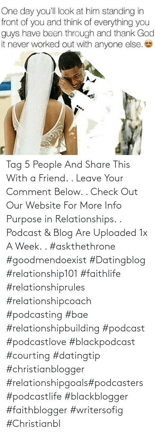 courting: Tag 5 People And Share This With a Friend. . Leave Your Comment Below. . Check Out Our Website For More Info Purpose in Relationships. . Podcast & Blog Are Uploaded 1x A Week.  .  #askthethrone #goodmendoexist #Datingblog #relationship101 #faithlife #relationshiprules #relationshipcoach #podcasting #bae #relationshipbuilding  #podcast #podcastlove #blackpodcast #courting #datingtip #christianblogger  #relationshipgoals#podcasters #podcastlife #blackblogger #faithblogger #writersofig #Christianbl