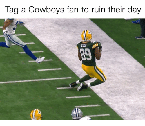 Memes, 🤖, and Cooking: Tag a Cowboys fan to ruin their day  COOK
