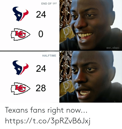 fans: Texans fans right now... https://t.co/3pRZvB6Jxj