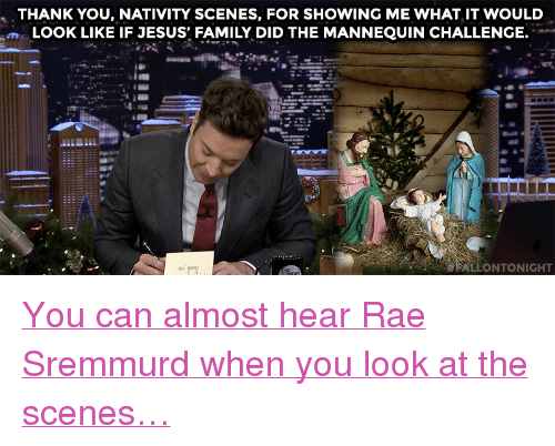 """Mannequin Challenge: THANK YOU, NATIVITY SCENES, FOR SHOWING ME WHAT IT WOULD  m LOOK LIKE IF JESUS FAMILY DID THE MANNEQUIN CHALLENGE.  ALLONTONIGHT <p><a href=""""https://www.youtube.com/watch?v=ZPO9Okkb2WA&amp;index=5&amp;list=UU8-Th83bH_thdKZDJCrn88g"""" target=""""_blank"""">You can almost hear Rae Sremmurd when you look at the scenes&hellip;</a></p>"""