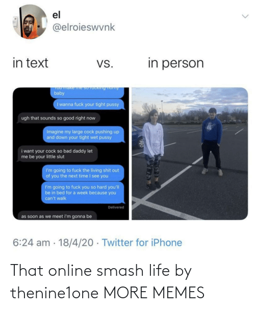 Smashing: That online smash life by thenine1one MORE MEMES