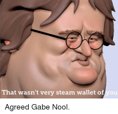 🅱️ 25+ Best Memes About Steam Wallet | Steam Wallet Memes