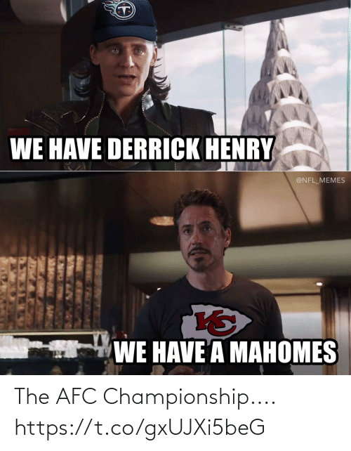 NFL: The AFC Championship.... https://t.co/gxUJXi5beG