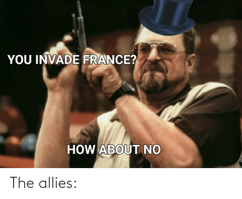 History: The allies: